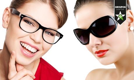 Occhiali da vista e da sole con lenti monofocali o progressive oppure cambio lenti (sconto fino a 81%)