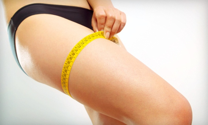 New Body By Z - Amphi: 6 or 9 Zerona Body-Contouring Treatments at New Body By Z (58% Off)