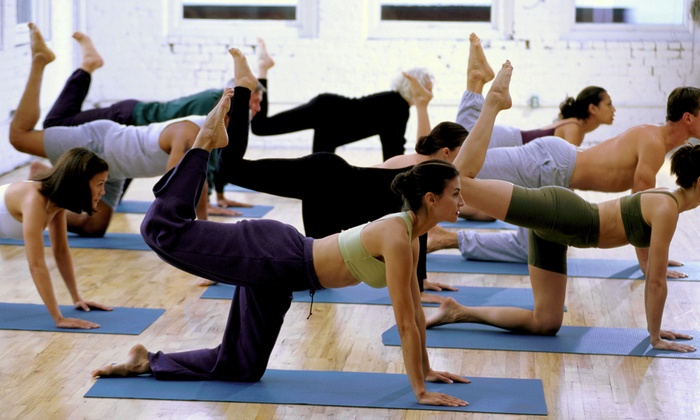Pulse Power Yoga - North Highlands: 10-Class Pass for One or Two, or One Month of Unlimited Classes for One at Pulse Power Yoga (Up to 80% Off)