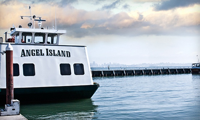 Angel Island Tiburon Ferry - Tiburon: 90-Minute Sunset Bay Cruise for Two on Friday or Saturday from Angel Island Tiburon Ferry (Up to Half Off)