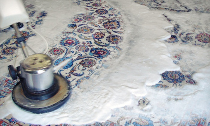 "Superior Rug Services - Mid-Wilshire: Deep Cleaning for an 8""x10"" or 9""x12"" Area Rug from Superior Rug Services (Up to 55% Off)"