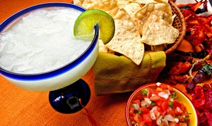 Dulcinea: Taco Meal with Margaritas, Tequilas, and Mexican Beers at Dulcinea (42% Off)