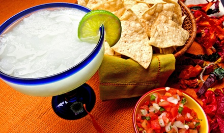 $45 for Cinco de Mayo Bash for Two with Margaritas from The Social Connection ($79 Value)