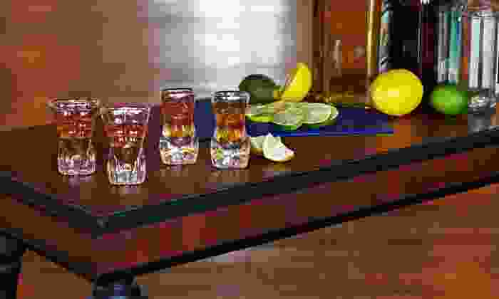 Four Bottoms Up Male or Female Shot Glasses: $14.99 for Four Bottoms Up Male or Female Shot Glasses ($79.90 List Price). Free Returns.