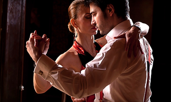 Escuela de Tango - Multiple Locations: Two or Four Private Dance Lessons for One or Two People at Escuela de Tango (Up to 71% Off)