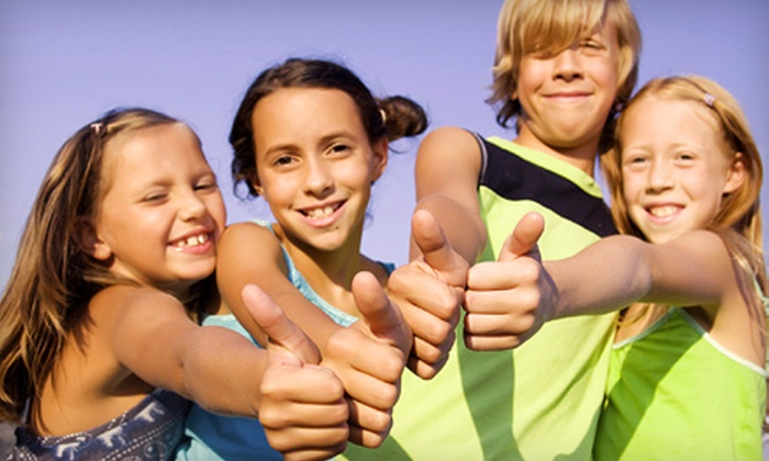 Evolution Sports Camps - Multiple Locations: $109 for Five Full Days of a Kids' Summer Sports Camp at Evolution Sports Camps ($225 Value)