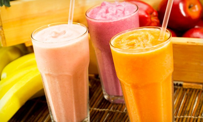 The Juice Press - Lindon: $15 for $30 Worth of Gift Certificates for Smoothies, Sandwiches, Wraps, and Soups at The Juice Press