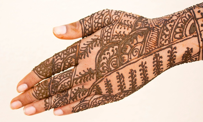 Henna By Marilyn - Barrie: Henna Party for Up to 10 People from Henna By Marilyn (Up to 66% Off). Two Options Available.