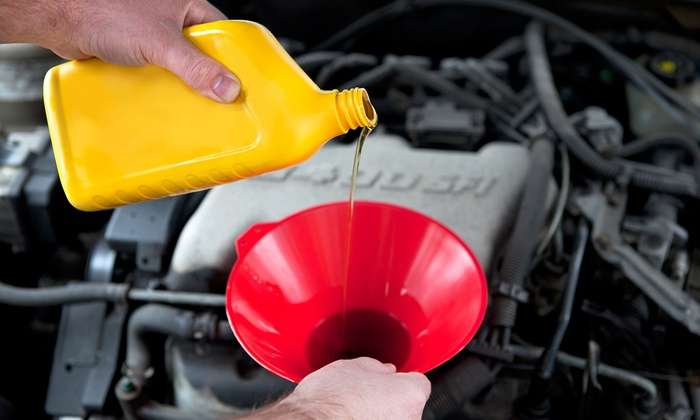 Crutcher Automotive - North Mountain: Oil Change and Inspection or Wheel Balance Service at Crutcher Automotive (Up to 56% Off)