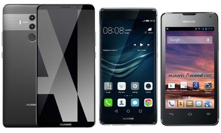 Huawei P8/P9/Mate 9/ Mate 10 Pro reconditionné garanti 1 an, livraison offerte
