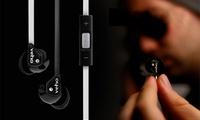 Auriculares Veho Z2 con micrófono y controles