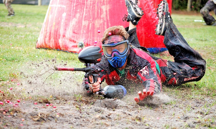 Hot Shots Paintball - Loxahatchee Groves: Paintball for Two or 10 at Hot Shots Paintball in Loxahatchee (Up to 55% Off)