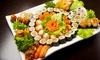 30 ou 54 pièces de sushis, makis