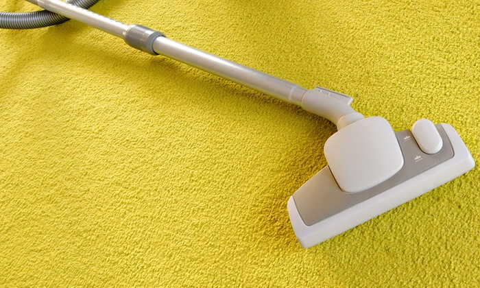 A Knock-Out Carpet Cleaning LLC - West Omaha: $69 for Carpet Cleaning for Three Rooms and One Hallway from A Knock-Out Carpet Cleaning LLC ($140 Value)