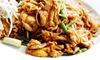 Up to 50% Off Thai Food at Bangkok Jazz Thai Restaurant