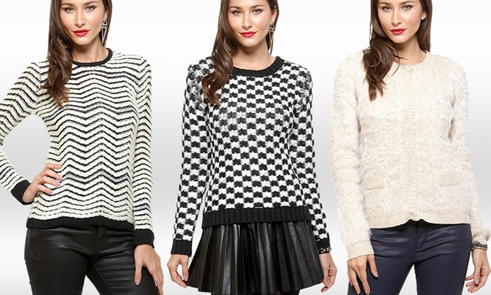 YAL New York Women's Sweaters: YAL New York Women's Sweaters. Multiple Styles Available.