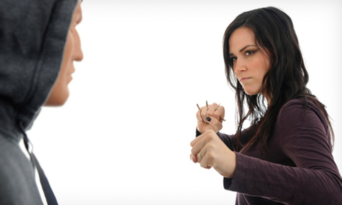 EMPOWERED Fitness & Self-Defense - Portland: $14.99 for a Two-Hour Women's Self-Defense Seminar from EMPOWERED Fitness & Self-Defense ($29.99 Value)