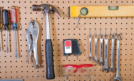 $295 for One Tech for 7 Hours, or Two Techs for 3.5 Hours from Myriad Handyman Services ($700 Value)