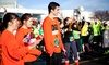 Rivalry Events - Portland International Raceway: 5K or 10K Duck vs. Beaver Rivalry Clash for One or Two on November 9 from Rivalry Events, LLC (Up to 44% Off)