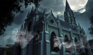 Witches Brew Tours: Haunted Ghost Tours or Cemetery Tour for 1, 2, or 4 from Witches Brew Tours (Up to 55% Off)