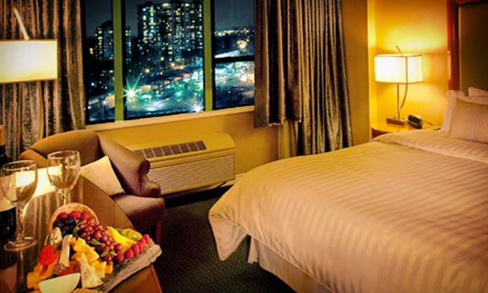 Executive Plaza Hotel & Conference Centre Coquitlam - Coquitlam, BC: $118 for a One-Night Stay for Two at Executive Plaza Hotel & Conference Centre Coquitlam ($197.50 Value)