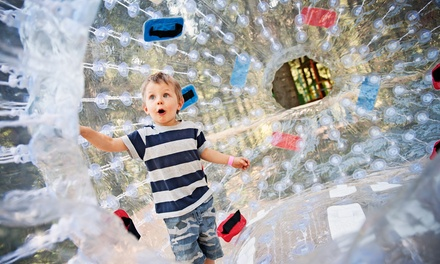 $45 for Two All-Day Wristbands and 60 Arcade Tokens at Fun 'n' Stuff ($90.90 Value)