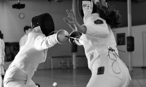Olympia Fencing Center: Four Weeks of Fencing Classes at Olympia Fencing Center (50% Off)