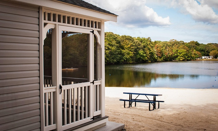 Lake Laurie RV and Camping Resort - Cape May, NJ: 2- or 7-Night Stay in a Campsite or Cottage at Lake Laurie RV and Camping Resort in Cape May, NJ