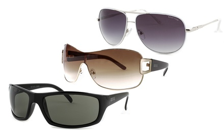 groupon daily deal - Kenneth Cole Reaction Unisex and Women's Sunglasses. Multiple Styles Available. Free Returns.