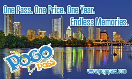 $41.50 for One Austin/Waco Pogo Pass with Admission to Cultural Attractions and Events ($124.95 value) b1f44751-4e39-4809-ae3c-3112a4a20ece