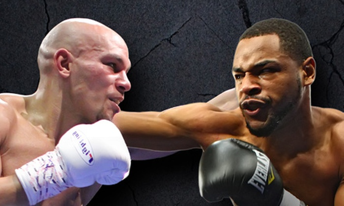 Truax vs. Fort - Minneapolis: Truax vs. Fort Minnesota Middleweight Boxing Championship on Saturday, September 21, at 7 p.m. (Up to Half Off)