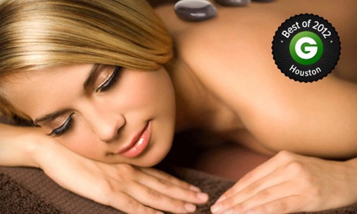 Epique Massage - Multiple Locations: One or Three Massage Packages at Epique Massage (Up to a 64% Off)
