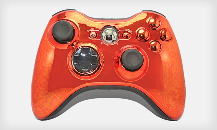 Custom Wireless Xbox Controller: $34.99 for a Custom Wireless Xbox Controller ($73 List Price). Free Shipping.