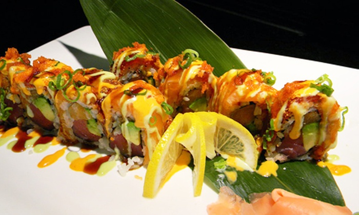 Tokyo Cafe - Casa Alegre: $10 for $20 Worth of Japanese Cuisine at Tokyo Cafe