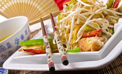 <strong>Thai</strong> Cuisine at Little Bangkok in the Strip (50% Off)