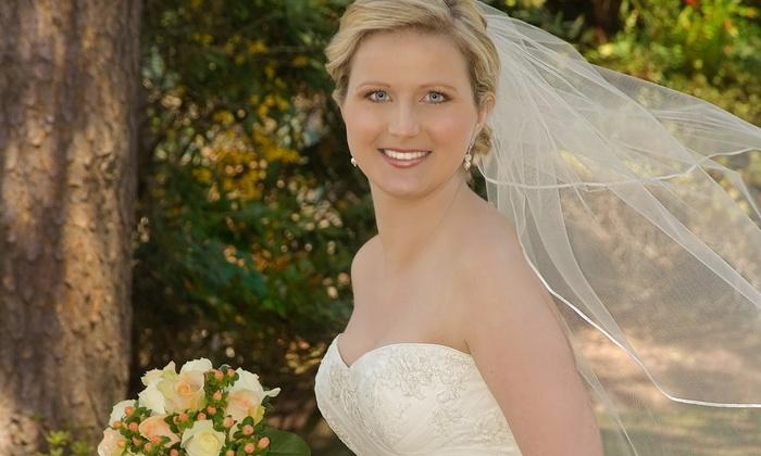 "Caston Studio - Caston Studio: $49.50 for Bridal Portrait Shoot from Caston Studio includes 11""x14"" deluxe portrait & sitting fee($234 Value)"