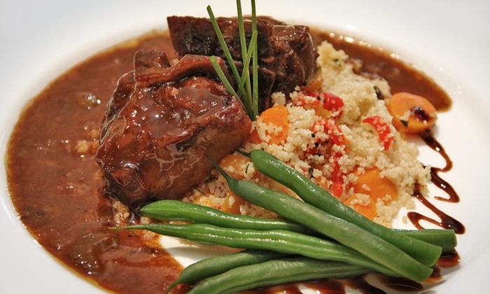Carmel's Bistro - Carmel By The Sea: $59 for a Four-Course French Dinner for Two or $118 for a Four-Course French Dinner for Four