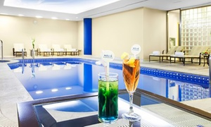 Spa Meliá Buenos Aires: Desde $529 por circuito hídrico + masaje + sala relax con infusión para uno o dos en Spa Meliá Buenos Aires