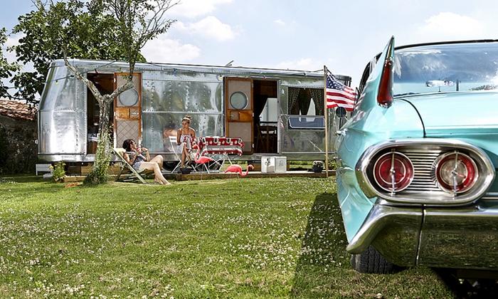 ste the vintage trailer groupon. Black Bedroom Furniture Sets. Home Design Ideas