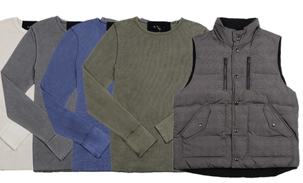Rogue Cotton Thermal Long-Sleeve Shirt or Cotton Puffy Vest from $15.99–$56.99. Free Returns.
