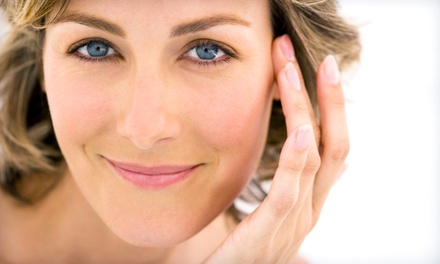 One or Two Deep Pore-Cleansing Facials at Pure Aesthetics & Skin Care (Up to 63% Off)