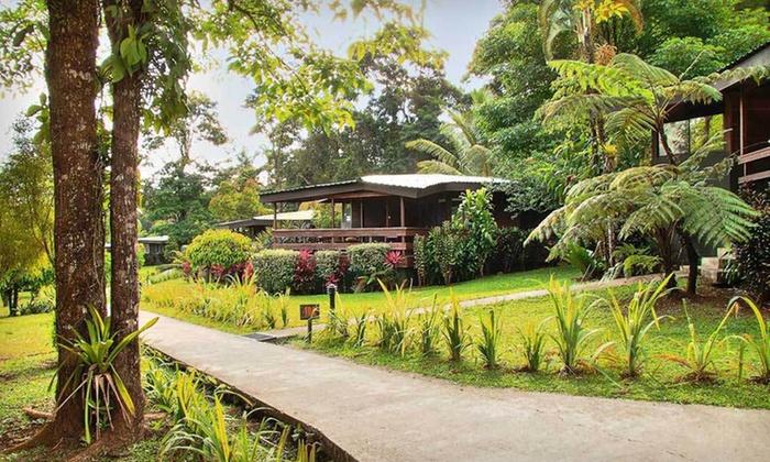 Chachagua Rainforest Hotel & Hacienda - San Isidro de Penas Blancas, San Ramon: Three-, Four-, or Five-Night Stay at Chachagua Rainforest Hotel & Hacienda in Central Costa Rica