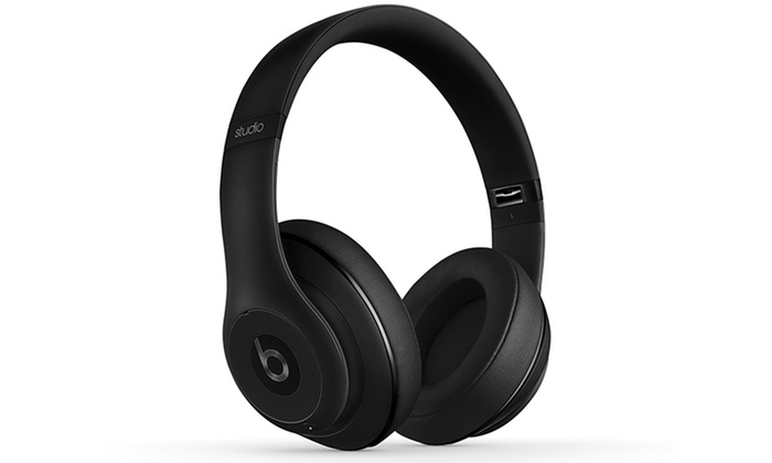 Up To 29 Off On Beats By Dre Studio3 Headphones Groupon Goods