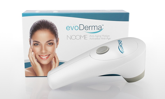 Groupon Goods: Facial Anti-Aging evoDerma NOOME Device (Shipping Included)