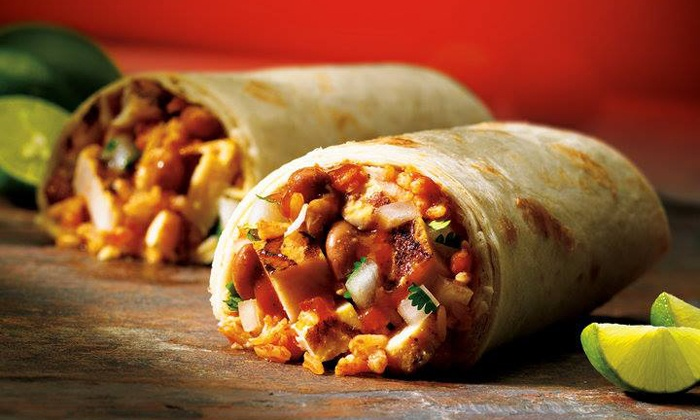 Baja Fresh - RP Sports Compex: $10 for $20 Worth of Tacos, Burritos, and Taquitos at Baja Fresh