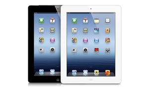 "Apple Ipad 3 16gb Or 32gb With 9.7"" Display, Wifi, And Optional 4g For Verizon Or At&t"