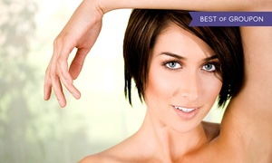 HW Med Spa: Six Laser Hair-Removal Treatments for a Small, Medium, or Large Area at HW Med Spa (Up to 87% Off)