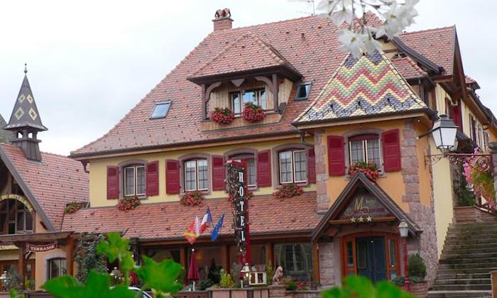 Urlaubstage im elsass groupon - Restaurant la table de mittelwihr ...