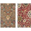 Bold and Colorful Area Rugs