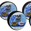 29% Off Autographed Boston Bruins Winter Classic Hockey Pucks